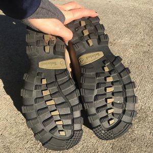 Timberland Shoes - Timberland hiking boots, like new!